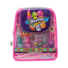 youth shopkins cosmetic set