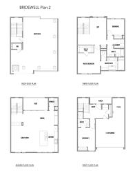 deck floor plan 3 bedroom highland park ca homes for sale bridewell plan 2