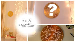 Gold Wall Decor by Diy Gold Wall Decor With Cheap Object