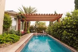 Pool With Pergola by Pergolas Over Swimming Pools Inspiration Pixelmari Com