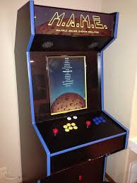 how to make an arcade cabinet slim mame cabinet plans homedesignview co