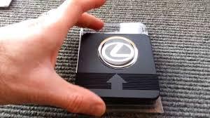 lexus lfa ebay uk lexus tax disc holder from motorlicious co uk youtube