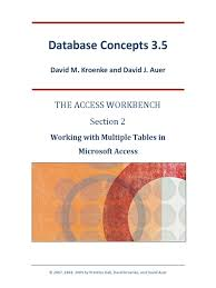 dbc 3 5 access workbench section02 tab gui databases