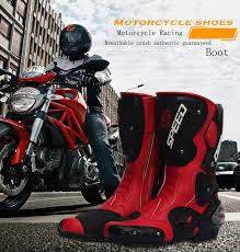 motorcycle boots and shoes fashion motorcycle boots men racing boots sport icon moto cycling