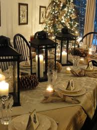 Gold Christmas Centerpieces - carolina mrs a southern lifestyle blog december 2011