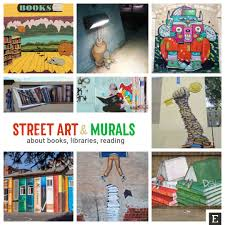 How To Make Mural Art At Home by 40 Examples Of Street Art And Murals About Books Libraries And