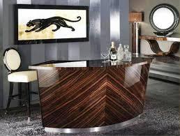 curvy console bar table design u2014 carolina accessories u0026 decor