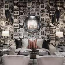 studio charcoal wallpaper andrew martin