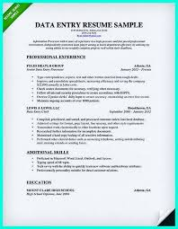 Data Entry Specialist Resume Professional Data Migration Specialist Templates To Showcase Your