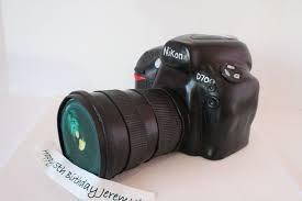 3d birthday cakes nj nikon camera custom cakes sweet grace