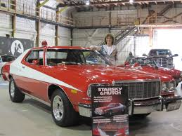 The Car In Starsky And Hutch 4th Of July At Cbs And In Pacific Palasades Aldersgate Events The