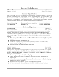 sample good sales resume unforgettable inside sales resume