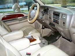 Excursion Interior 2000 Ford Excursion Diesel News Reviews Msrp Ratings With