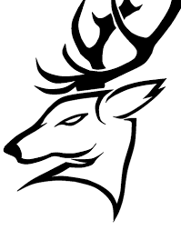 37 tribal deer tattoos ideas and designs