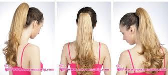 clip in ponytail hair jaw clip in ponytail hair pieces wholesale buy
