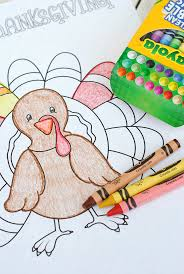 thanksgiving coloring pages coloring thanksgiving 4 olds