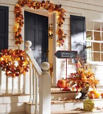 Fall Harvest Outdoor Decorating Ideas - cool fall outdoor decorating ideas for porch 11 for your house