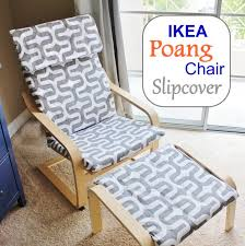 Ikea Pello Armchair Make A Brand New Slipcover For Your Ikea Poang Chair Cover Here U0027s