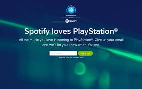 sony snatches xbox one dreams with ps4 spotify app