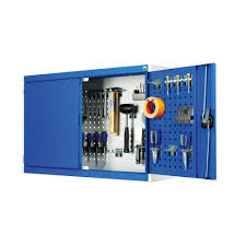 Wall Mounted Tool Cabinet Parrs Workplace Equipment Experts
