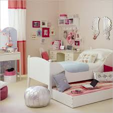 attractive bedroom design ideas for tween and teenage girls vizmini charming tween bedroom ideas for girls with trundle bed and silver couch and white dressing table