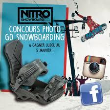 jeu concours cuisine jeu concours cuisine ton avec nitro snowboard une paire de