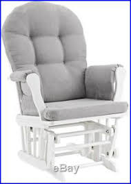 nursery rocker glider chair and ottoman baby room rocking