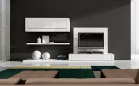Modern Wall Units And Entertainment Centers Contemporary Tv Wall Unit Lacquered Wood Nagare 31c A Brito
