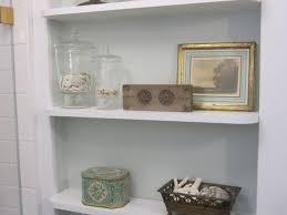Over John Cabinet Modern Bathroom Beautiful Bathroom Shelf Ideas With Floating