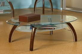 Glasses Coffee Table Modern Oval Glass Coffee Table Dans Design Magz Awesome Oval