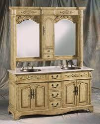 vanity with hutch 68inch double vanity bathroom vanity hutch