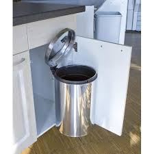 poubelle cuisine de porte poubelle de porte de cuisine maison design bahbe com