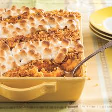 classic sweet potato casserole recipe myrecipes
