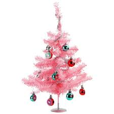 15 hello tinsel tree set including tree garland