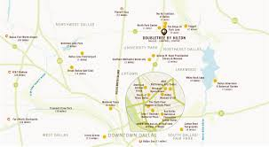 Dallas Love Field Map Hotel Doubletree Campbell Ctr Dallas Tx Booking Com