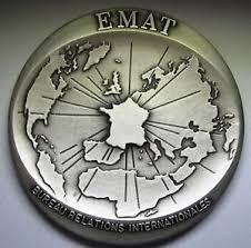 bureau des relations internationales emat bureau des relations internationales médaille de table 70 mm