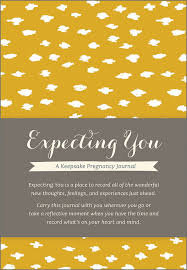 pregnancy journal book expecting you a keepsake pregnancy journal amelia riedler