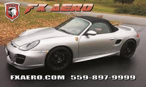 porsche 986 boxster body kits 1997 1998 1999 2000 2001 2002