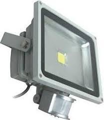 50 watt led flood light 50 watt led floodlight with pir sensor motion activated cctv
