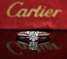 cartier diamond ring cartier engagement ring ebay