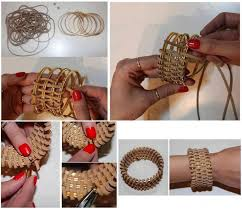 bracelet craft diy images Diy leather wrapped bracelet diy projects jpg