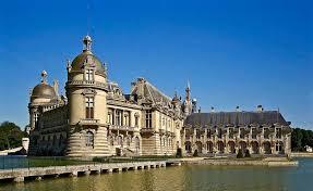 chateau design the chateau de chantilly and fairytale design beats versailles