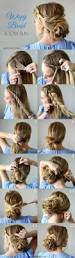 Simple But Elegant Hairstyles For Long Hair by Best 25 Holiday Hairstyles Ideas On Pinterest Chignons Easy