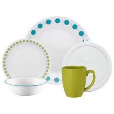 Corelle Dinnerware At Walmart Corelle Livingware South Beach 8 5