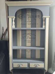 shabby chic bookcases open travel