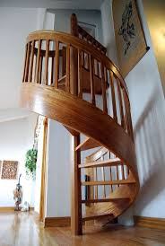 Wooden Spiral Stairs Design Model Staircase Wooden Spiral Staircase Fantastic Photos Concept