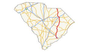 Charleston Sc Zip Code Map U S Route 52 In South Carolina Wikipedia