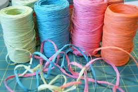 colored raffia colored raffia at rs 3000 kilogram raffia soni handicrafts
