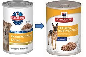 amazon com hill u0027s science diet 7 chicken u0026 barley entrée