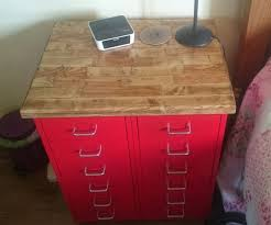pallet butchers block style worktop 6 steps with pictures